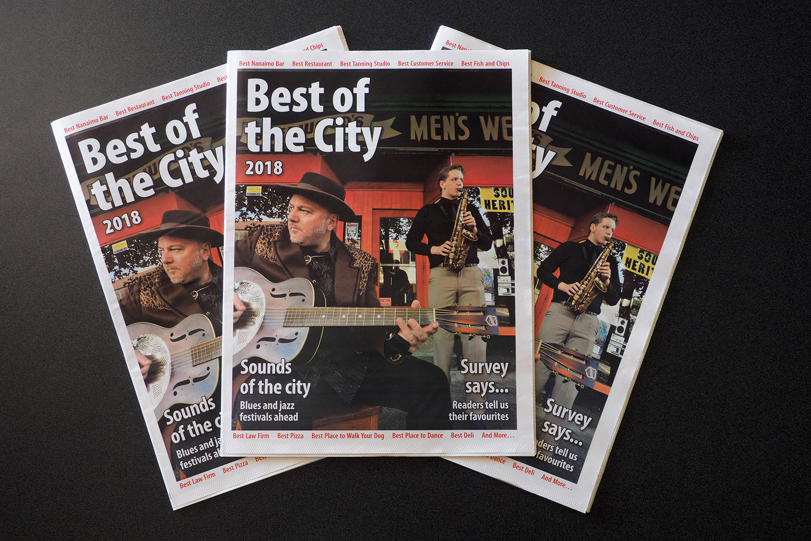 Best of the City winners announced – Nanaimo News Bulletin