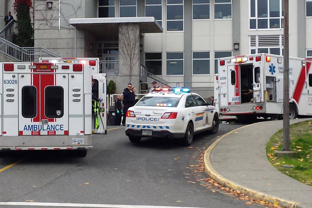 Person dies after fall from VIU building – Nanaimo News Bulletin